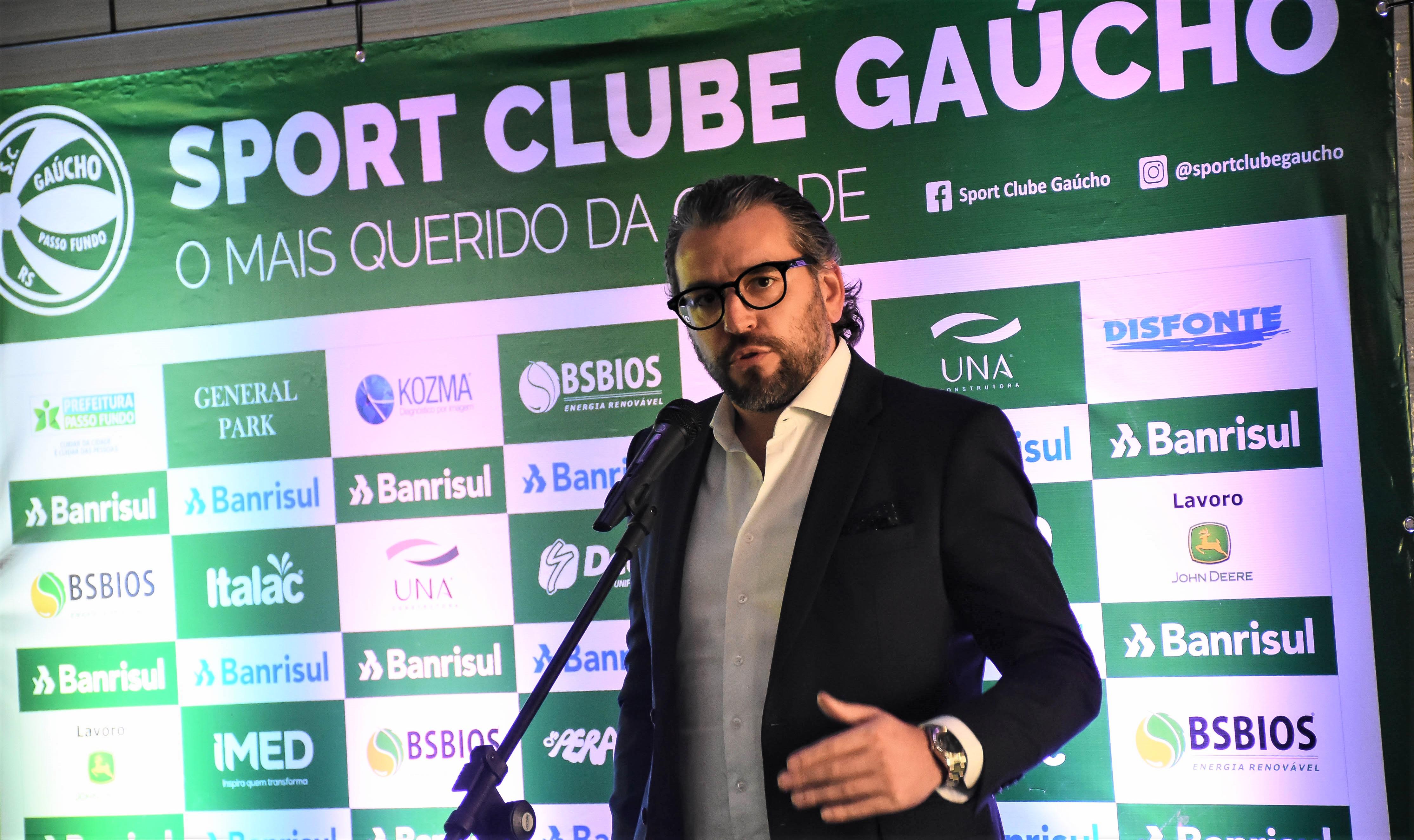Gaúcho se prepara para temporada 2021